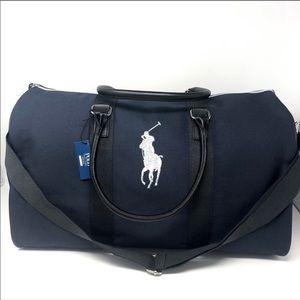 Polo Ralph Lauren Duffel Bag Weekender Holdall NEW